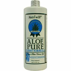 Aloe Pure Glucosamine Gel