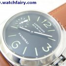 Panerai(PAM00111) ETA6497 Luminor Marina Mens Wristwatch PAN-73