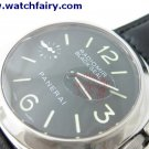 Panerai Swiss Engine PAN-86  Panerai GMT (PAM 00063) SWISS ETA 2836 Adjustable Gmt Black