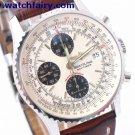 Breitling Navitimer Mens Chronometre Wristwatch ETA 7750 BRE-33