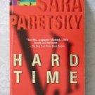 Sara Paretsky ~ HARD TIME (pb)