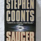 Stephen Coonts ~ SAUCER (pb)