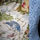 WINNIE THE POOH IN THE FOREST KIDS/TRAVEL PILLOWCASE