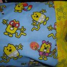 WOW WOW WUBBZY kids / travel pillowcase