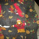 NEW CHRISTMAS KIDS TRAVEL PILLOWCASE DEBBIE MUMM PRINTS 2