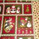 NEW CHRISTMAS KIDS TRAVEL PILLOWCASE DEBBIE MUMM PRINTS 5