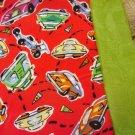 Veroom Racer Kids Travel Pillowcase