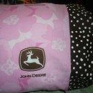NEW Limited Availabilty Pink John Deere Kids/Travel Pillowcase
