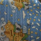 Debbie Mumms Noahs Ark Print Kids/Travel Pillowcase