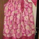 So Sweet Flower Plillowcase dress 12 M - 4
