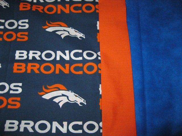 Team Sports Travel/Kids Pillowcase Denver Broncos