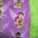 NEW Tinkerbell and her Friends MINI Pillowcase kids/travel pillowcase