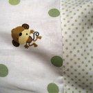 NEW My Baby Monkey MINI Pillowcase kids/travel pillowcase