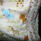 NEW Jungle Jungle MINI Pillowcase kids/travel pillowcase