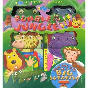 Rumble in the Jungle Book Set
