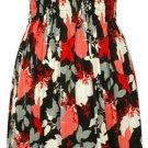 Criss Cross Dress - Red