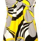 Halter Top Dress - Yellow