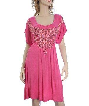Embroidery Dress S-M-L
