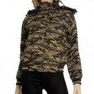 Camouflage Jacket S-M-L-XL