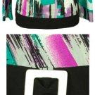Buckle Long Sleeve Top S-XL