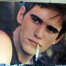 Matt Dillon smoking teen heartthrob POSTER 31 x 21 looks like throwback