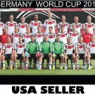 Germany 2014 World Cup team photo POSTER 34x23.5 Thomas Muller soccer football
