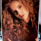 Alyssa Milano pretty pout poster HTF &ship from USA