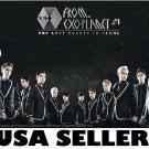 EXO XOXO Lost Planet POSTER 23.5 x 34 Korean Kpop boy band EXO-K EXO-M