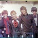 Shinee light brown POSTER Korean boy band Taemin Onew