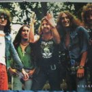 Uriah Heep Primo Beer very HTF poster 70s image green