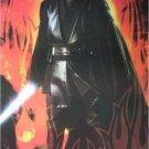 Anakin Skywalker with light sabre POSTER 23.5 x 34 Star Wars Jedi first episodes