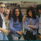 Uriah Heep grey poster 31 x 21 70s classic image &ship from USA