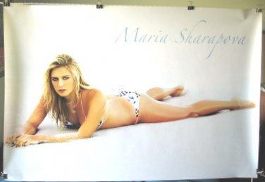 Maria Sharapova in bikini sexy tennis star POSTER 34 x 23.5 SHIP FROM USA