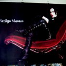 Marilyn Manson on couch POSTER 31 x 21 & SHIP FROM USA
