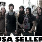 Suicide Silence standing white bkgrnd horiz POSTER 34 x 23.5 deathcore metal