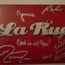 LaRue 4x6 Signed