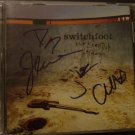 """Switchfoot """"Beautiful Letdown"""" CD Signed"""