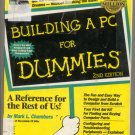 Building a PC for Dummies book and CD
