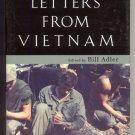 Letters from Vietnam hardback edited by Bill Adler