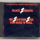 Black Sabbath - We Sold Our Soul for Rock 'n' Roll