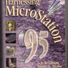 Harnessing Microstation book CAD computer aided drafting