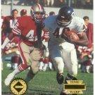 1995 Collector's Edge TimeWarp Jumbos #17 Gale Sayers/Ronnie Lott