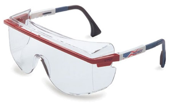 Uvex Astro OTG 3001 Safety Glasses - new