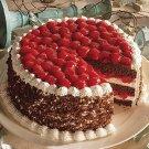 Black Forest Cake recipe card