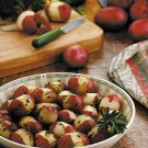 Herbed New Potatoes recipe card