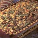 Green Bean Casserole recipe card