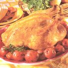 Classic Roast Chicken recipe card