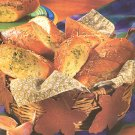 Cheesy Garlic Bread recipe card