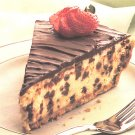 Easy Chocolate Lover's Cheesepie recipe card