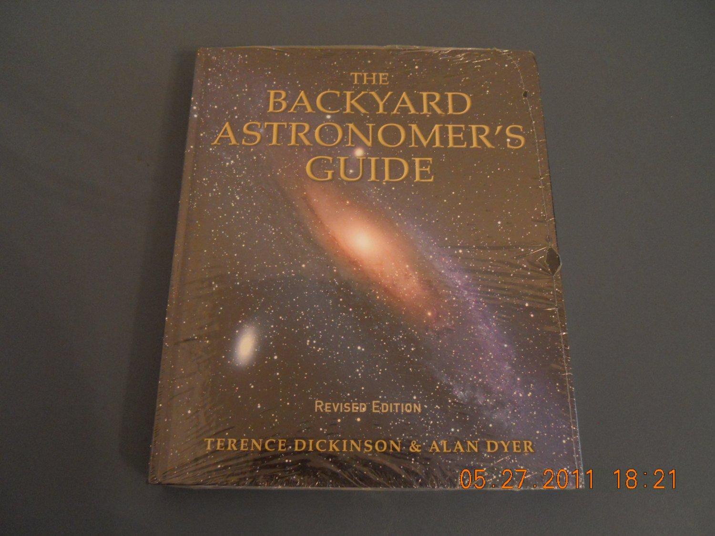 The Backyard Astronomer's Guide hardcover